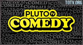 Pluto Comedy tv online mobile totv