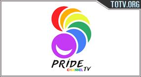 Pride Channel tv online mobile totv