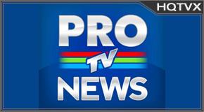 Pro Tv News Totv Live Stream HD 1080p
