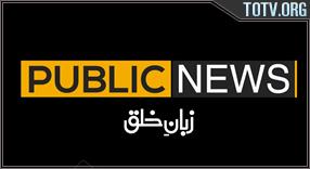 Public News tv online mobile totv