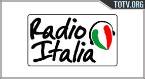 Radio Italia tv online mobile totv