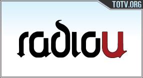 RadioU tv online mobile totv