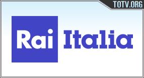 Rai Italia tv online mobile totv