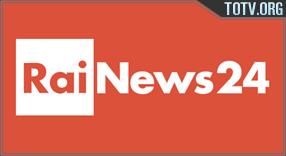 Rai News24 tv online mobile totv