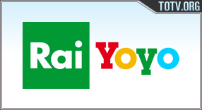 Rai YoYo tv online mobile totv