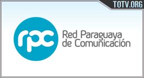 Red Paraguaya de Comunicación tv online mobile totv