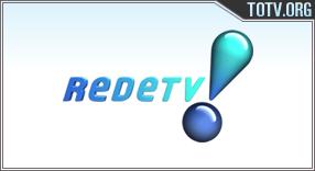 Watch RedeTV! Br