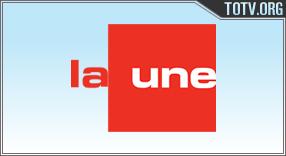 RTBF La Une Belgium tv online mobile totv
