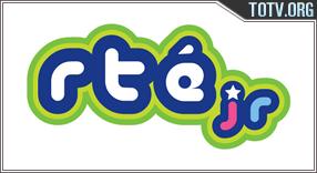 RTÉ Jr tv online mobile totv