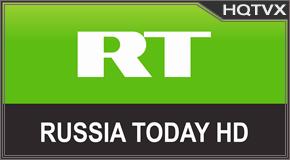 Russia Today Totv Live Stream HD 1080p