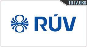 RÚV Islandia tv online mobile totv