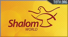 Shalom World tv online mobile totv