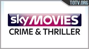 Sky Crime tv online mobile totv