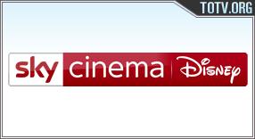 Sky Disney tv online mobile totv
