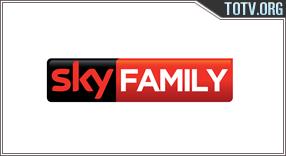 Sky Family tv online mobile totv