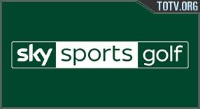 Sky Golf tv online mobile totv