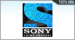 Sony Crime tv online mobile totv