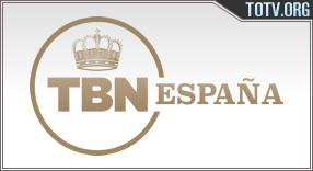 TBN España tv online mobile totv