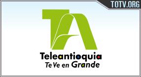 Watch Teleantioquia Colombia
