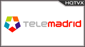 Watch Telemadrid