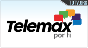 Watch Telemax México