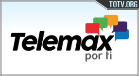 Telemax México tv online mobile totv