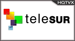 Watch teleSUR
