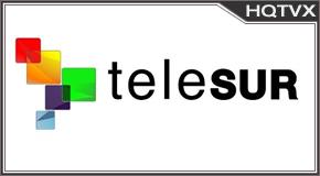 TeleSUR Live Stream mobile Totv HD