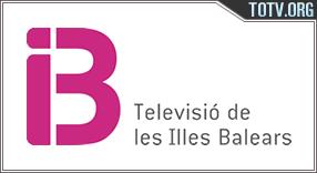 Televisió De Les Illes Balears tv online mobile totv