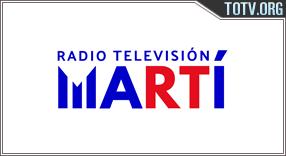 Watch Televisión Martí Cuba