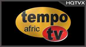 Tempo Afric tv online mobile totv