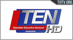 TEN Canal Honduras tv online mobile totv