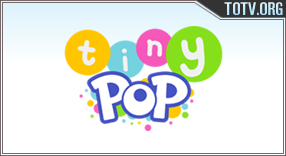 Tiny Pop tv online mobile totv