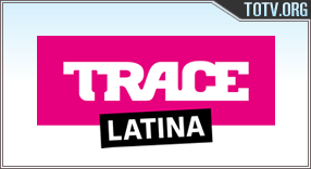 Trace Latina tv online mobile totv