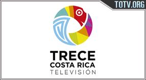 Watch Trece Costa Rica