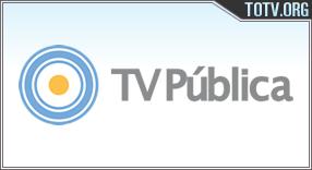 Watch TV Pública Argentina