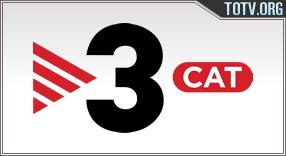 Watch TV3 Cat