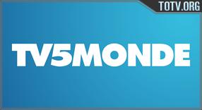 Watch TV5MONDE
