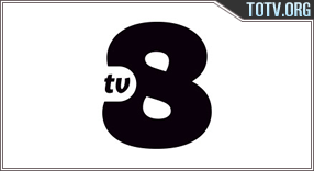 Watch TV8