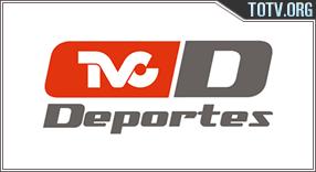 Watch TVC Deportes México