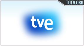 Watch TVE International