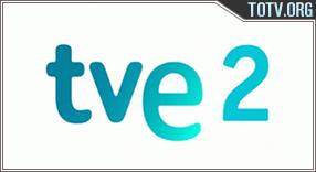Tve 2 tv online mobile totv