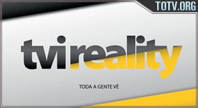 Watch TVI Reality Portugal