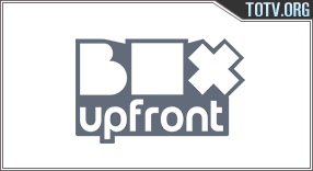 Upfront tv online mobile totv