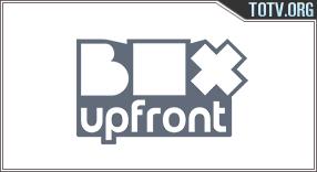 Upfront tv online