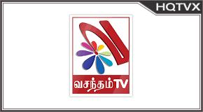 Vasantham Totv Live Stream HD 1080p