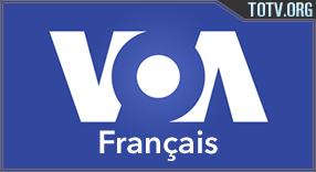 VOA Français tv online mobile totv