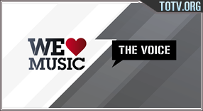 WE Music The Voice tv online mobile totv