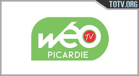 Wéo Picardie tv online mobile totv