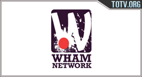 WHAM Network tv online mobile totv